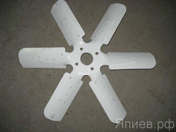 Вентилятор К-700 (метал., 6 лопастей) 238НБ-1308012-Б (Автодизель) а
