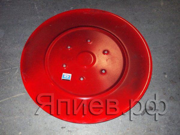 Диск скользящий (нижний) косилки 1,65 (П) (d=765 мм) (красный) (13.8 кг) 8245-036-010-528 во
