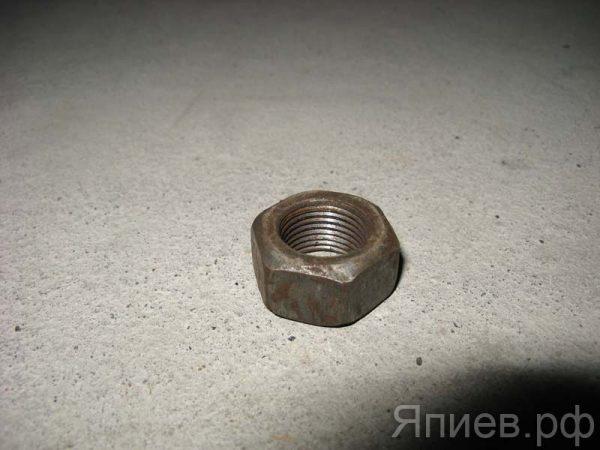 Гайка крепления ступицы Т-4 М18x1.5-6Н8016 (РФ) аг