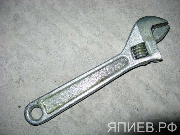 Ключ разводной КР-19 Ц