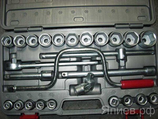 К-т ключей накидных НИ-4 (РФ)