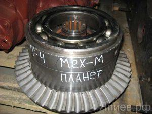 Механизм планетарный ЗМ Т-4 в сб. 04.38.012а