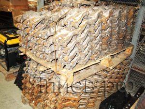Гусеница ДТ-75 (750 кг) (84 звена 7.7 кг, 84 п-ца, 84 шайбы) (750 кг) (РФ), к-т з/ч