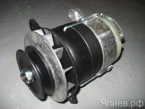 Генератор Полесье (Д-260, 28В, 1,5 кВт) Г9801.3701К (Радиоволна) (Б) ат