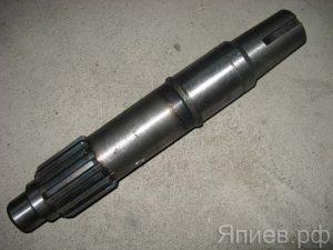 Вал сцепления Енисей короткий (380 мм, 14 шлицов) 444-2103