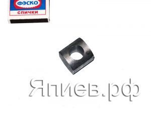 Глазок шнека Акрос, Вектор, Дон (металлокер) (d=16 мм) 142.03.07.001 (РСМ) ан