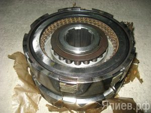 Гидромуфта КПП Т-150 в сборе 150.37.016