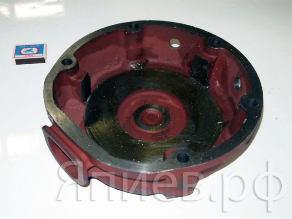 Кожух стояночного тормоза МТЗ 50-3502035 (РЗТ - У) аб