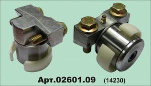 Головка привода косы 27 мм Шумахер (фторопластовое к-цо) (02601.09) (14230)
