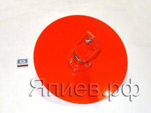 Диск маркера УПС, СЗ-5,4  в сб. (d=400 мм) (оранж.) 04.120 (У) ф