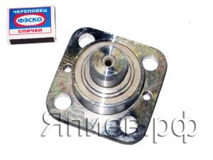 Ось поворотная редуктора ПВМ МТЗ-1221 верхняя 1520-2308037 (ВЗТЗЧ) а1