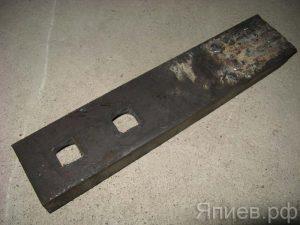 Долото КПГ (2 отв.) с сормайтом (2,2 кг) (Сар.) ю