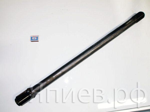 Вал Т-150 передний (полуось) правый (l=932 мм) (крупный шлиц) 151.39.103-4 (Тара) са