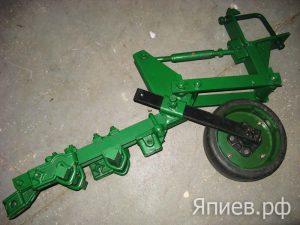 Секция рабочих органов КРН (планка 16 мм) с колесом (47 кг) (РФ) п