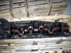 Вал коленчатый Т-4 н/о (108мм) Д-465  01-04С5-20