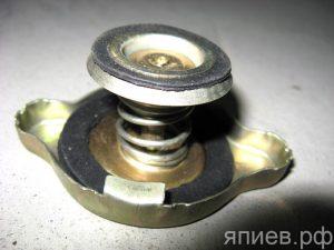 Крышка радиатора МТЗ малая  А21.01.270 (DTS-К) дс