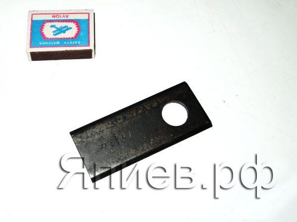 Нож косилки роторной 96*40*3 (GERLACH; 18 шт в пачке) ма