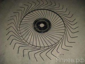 Колесо граблей-ворошилок пятидисковых (Т) тг