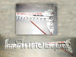 Аппарат режущий в сборе 'Шумахер' 2,2 м + шатун (Германия)