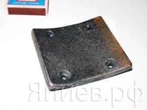 Накладка ленты центрального тормоза Т-150 151.46.112 (У) с