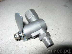 Кран топливного бака МТЗ, УАЗ (конус) КР-25 (Б) б
