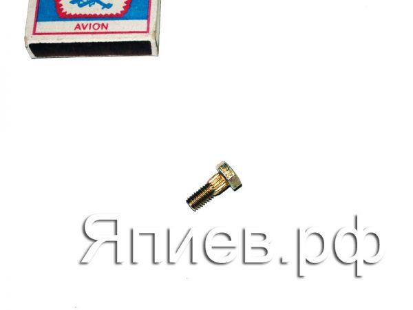 Болт М6*16 ЕВРО (крепление сегмента) (К)