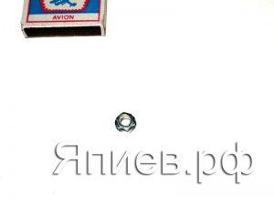 Гайка М6 ЕВРО (крепления сегмента) (К) гр