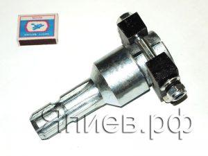 Адаптер-переходник на кардан с хомутом (8*6) (втулка 8, вал 6) (К)