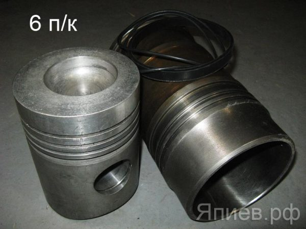 М/к ЯМЗ-236 (н/о с 2010 года) 236-1004005-Б (6 г/п) (Яр.) + поршн. к-ца Т-150 д