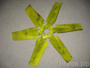 Вентилятор Т-150 (СМД) (метал., 6 лопастей.)  60-13010.10 (У) с