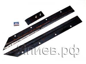 Лемех КПШ-9, к-т с долотом 12 мм (НАП)