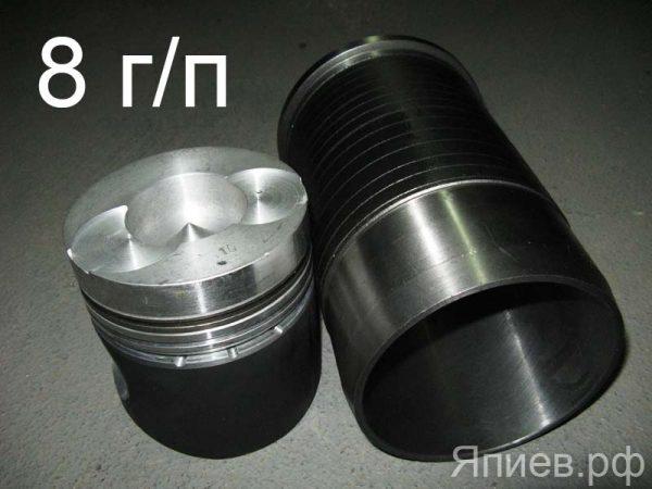 М/к КамАЗ-740 740.1000128 (Г, П, УК, ПК, СК, ПП) (8 г/п) (КМЗ) аш