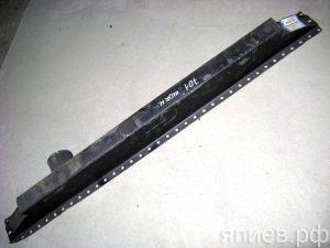 Бак радиатора К-701 нижний (серый) (4,2 кг) 701.13.01.080-1 (Псков) п