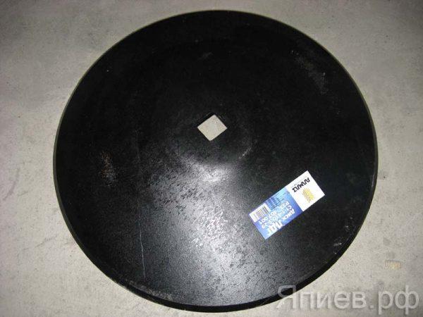 Диск ЛДГ (450 мм; кв. 29,5 мм) (6,4 кг) (РЗЗ) ав
