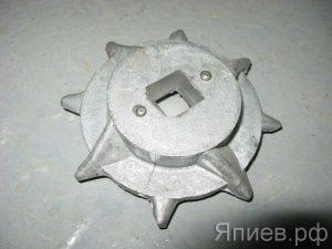Ворошилка СУПН н/о (метал.)  126.14.180 (У) зд