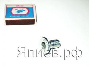 Болт косилки роторной М12*25 под шестигранник (П) тг