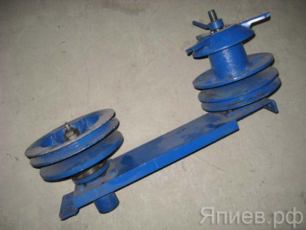Вариатор вентилятора Енисей (шкивы с опорой) КДМ 2-93Б тр