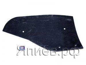 Крыло отвала плуга (8 кг) ПЛЕ.21.411 (РЗЗ) ав