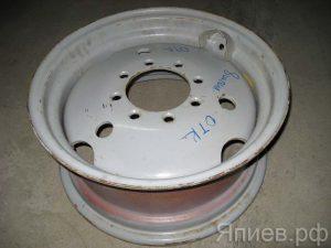 Диск колеса МТЗ-82 перед. 8 шпил. шир. (БЗТДиА) зт