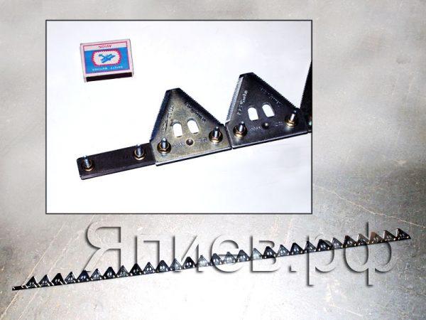 Нож носилки КС-2,1 Шумахер A00X3 без пятки (Германия)