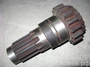 Вал промежуточный КПП Т-4 н/о 05.37.004