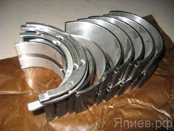 Вкладыши коренные Д-461 Н1 (вал 108 мм) (усил.) (Тамбов) зт