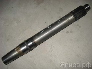 Вал сцепления молотилки Нива (l=555 мм) 17К-2103-03 (У) вд