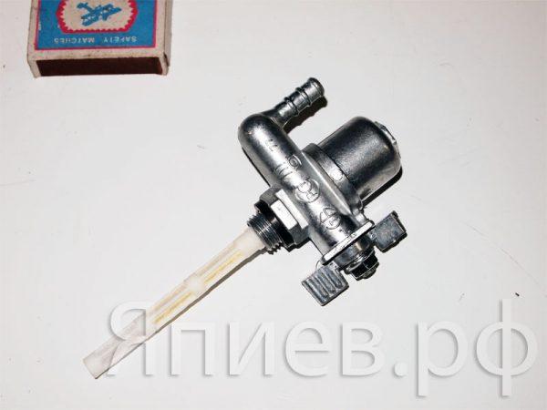 Кран топливного бака ПД (резьба прямая) КР-12 (К) тс
