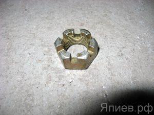 Гайка пальца наконечника рулевого МТЗ 70-3003032 (К) я