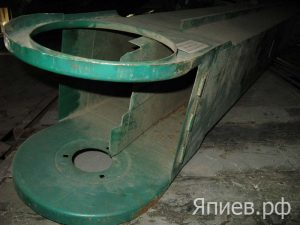 Кожух элеватора зернового Дон 10Б.01.50.460