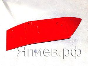 Крыло МТЗ малой кабины задн. правое с закрылком (металл) 70-8404070-01 (Б) б