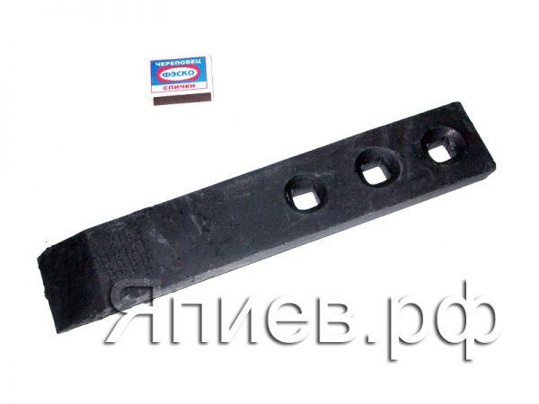 Долото КПГ (3 отв.) с сормайтом (2,84 кг) (РЗЗ) ав