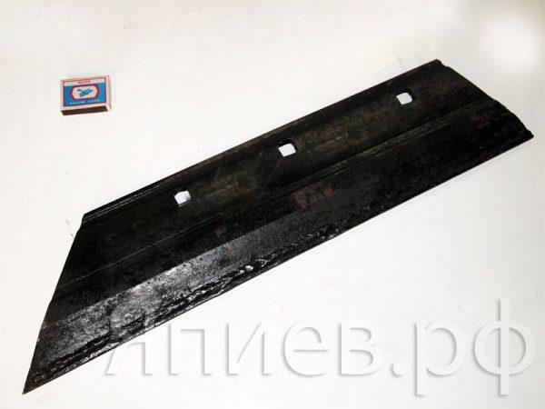 Лемех с ребром жест. (11 мм; 4,8 кг) ПН-3,5 (В)