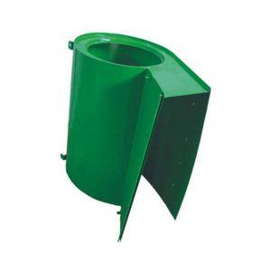 Кожух вентилятора очистки Нива (20,2 кг) 54-2-18-2Б ра